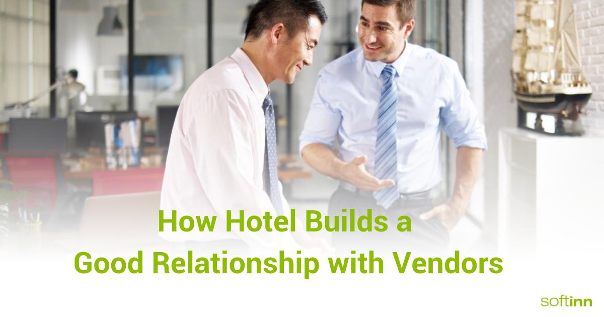 Good relationship builds good business